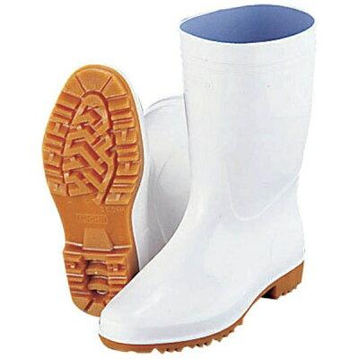 弘進ゴム ゾナG3白長靴 耐油性 27cm