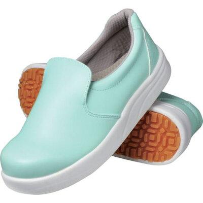 弘進ゴム 布靴 厨房靴 シェフメイト α-100 ミント 26.0cm E0635BE 1204591