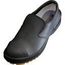 弘進ゴム 布靴 厨房靴  シェフメイト グラスパーガード cg-502s 黒   e0633ci  ab-1204425