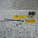ネジ変換キット レトロフィットキット トヨタ旧 低圧 7/16× 高圧 7/16 RTF-KIT-1