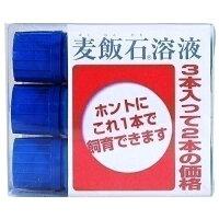 フレックス 麦飯石溶液 60mlX3