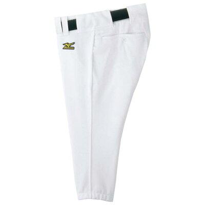 mizuno 野球 ユニフォームパンツ 白 ホワイト  12JD6F6