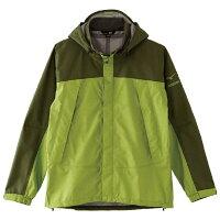mizuno/ミズノ A2JG4A01-40 メンズ ベルグテック EX ストームセイバーVレインスーツ ピスタチオ