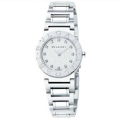 bvlgari  ブルガリ  腕時計 bb26wss/12 ブルガリブルガリ ホワイト レディース