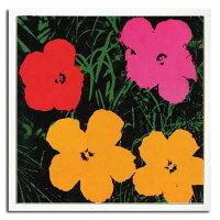 アートフレーム Andy Warhol Flower,1964 柄A
