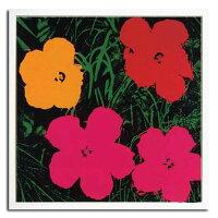 アートフレーム Andy Warhol Flower,1964 柄B