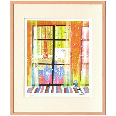 額装品 窓 はりたつお アートフレーム 美工社