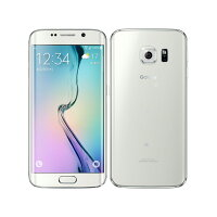SAMSUNG Galaxy S6 edge SCV31 32GB W ホワイトパール