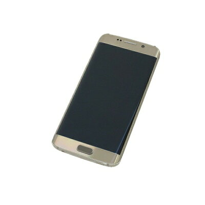 SAMSUNG Galaxy S6 edge SCV31 64GB ゴールド プラチナ
