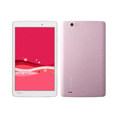 LG Qua tab PX LGT31 ピンク