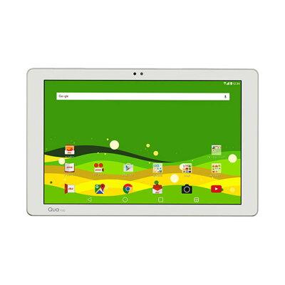 LG Qua tab PZ LGT32 ホワイト