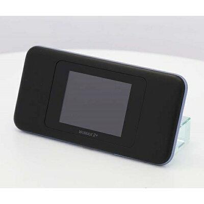 WIMAX Speed Wi-Fi NEXT W06 HWD37SKU ブラック×ブルー WiMAX 新入荷!