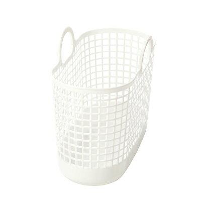 (ライクイット) タウンバスケット LB-09-B ホワイト