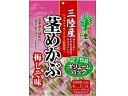 壮関 ボリュームパック 三陸産 茎めかぶ 梅しそ味 275g