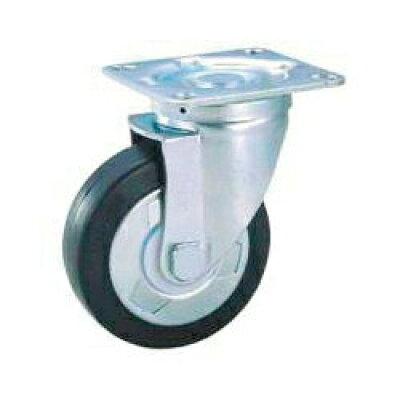 ナンシン 定番中軽量キャスター グレー車輪 高さ:  stc-65 tp