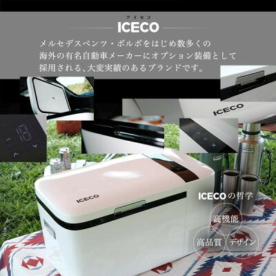 ICECO T20S-WH