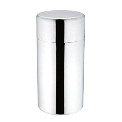 商品コード:ETY0702 ステンレス お茶缶 220g