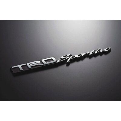 TRDエンブレム TRD SportivoMS010-00001