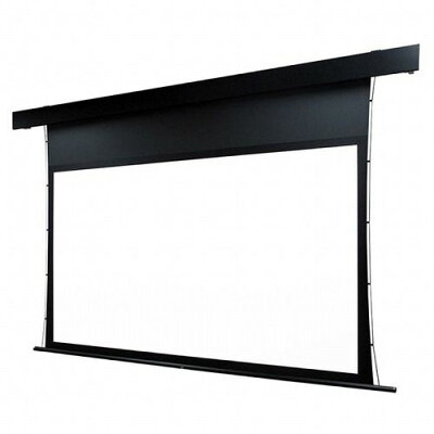 OS SCREEN/オーエススクリーン STP-120LM-MRK3-WF302 ブラック サイドテンション電動スクリーン ピュアマット Cinema