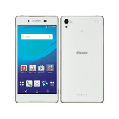 SONY Xperia Z4 SO-03G White