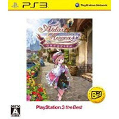 ロロナのアトリエ ~アーランドの錬金術士~(PlayStation 3 the Best)/PS3/BLJM-55018/A 全年齢対象
