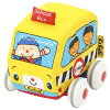 ケーズキッズ プルバックカー スクールバス(1コ入)