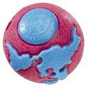 水に浮く オービータフ ボール ラズベリー L