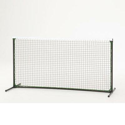 カネヤ KANEYA テニスフェンスAA S 白帯付 組立 K-1982E