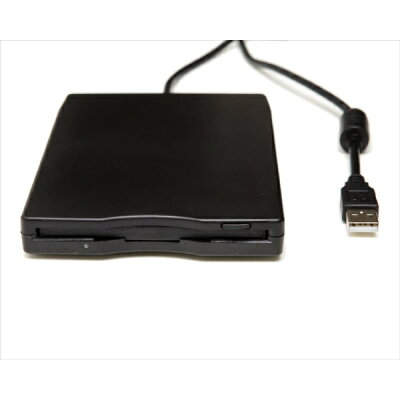 タイムリー USB外付けフロッピードライブ FDD-U03B1