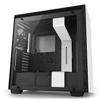 e93e159e43 楽天市場】タイムリー NZXT PCケース H700B-WH CA-H700B-W1 ホワイト ...