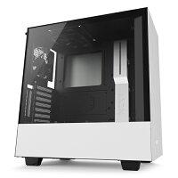 477b6ded86 楽天市場】タイムリー NZXT インテリジェントPCケース CA-H500W-W1 H500i ...