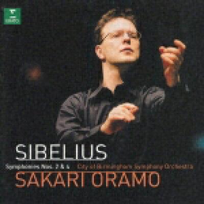シベリウス:交響曲第2番&第4番/CD/WPCS-10649
