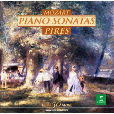 モーツァルト:ピアノ・ソナタ第6番&第14番 他/CD/WPCS-21130