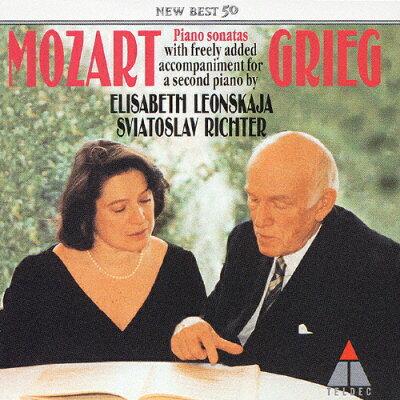 モーツァルト:ピアノ・ソナタ集[グリーグ編2台ピアノ版]/CD/WPCS-21226