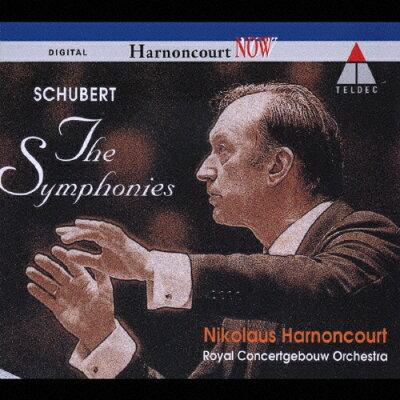 シューベルト:交響曲全集/CD/WPCS-11974