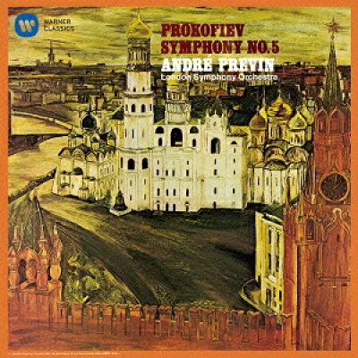 プロコフィエフ:交響曲第5番/CD/WPCS-23272