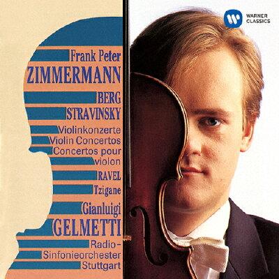 ベルク:ヴァイオリン協奏曲、ストラヴィンスキー:ヴァイオリン協奏曲 他/CD/WPCS-23313
