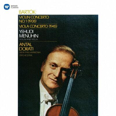 バルトーク:ヴァイオリン協奏曲第1番、ヴィオラ協奏曲/CD/WPCS-28104