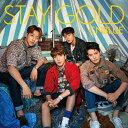 STAY GOLD(初回限定盤B)/CD/WPZL-31373