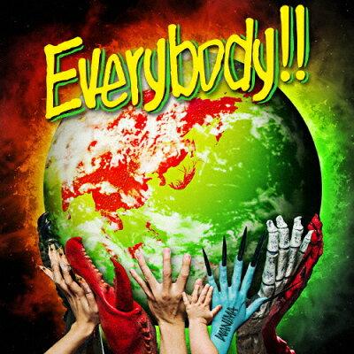 Everybody!!/CD/WPCL-12817