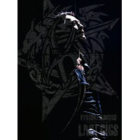 KYOSUKE HIMURO THE COMPLETE FILM OF LAST GIGS/Blu-ray Disc/WPXL-90171