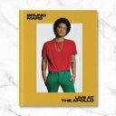 LIVE AT THE APOLLO ブック ハードカバー / Bruno Mars ブルーノマーズ