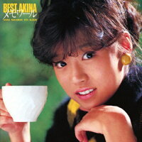 BEST AKINA メモワール/CD/WPCL-12903