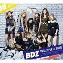 BDZ(初回限定盤B)/CD/WPZL-31492