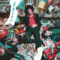 O・TE・A・GE・DA!/CDシングル(12cm)/WPCL-13041