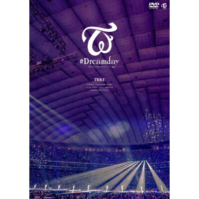"TWICE DOME TOUR 2019""#Dreamday""in TOKYO DOME(DVD)/DVD/WPBL-90540"