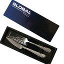 GLOBAL / グローバル GTJ-01 ステーキナイフ&フォークセット(各1本)  .