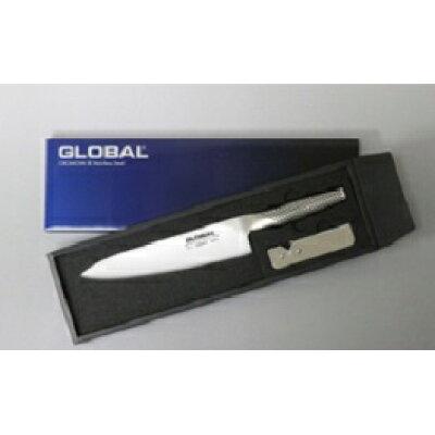 グローバル包丁 牛刀 簡易シャープナー