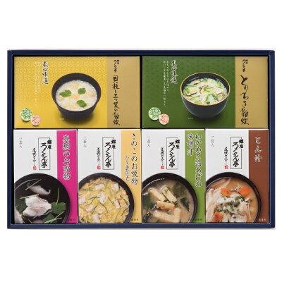 トップ卵 ろくさん亭 道場六三郎スープ雑炊ギフトLZ-16E 16食