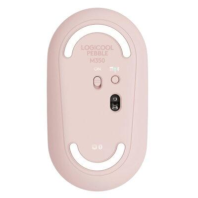Logicool Bluetooth静音マウス  M350RO